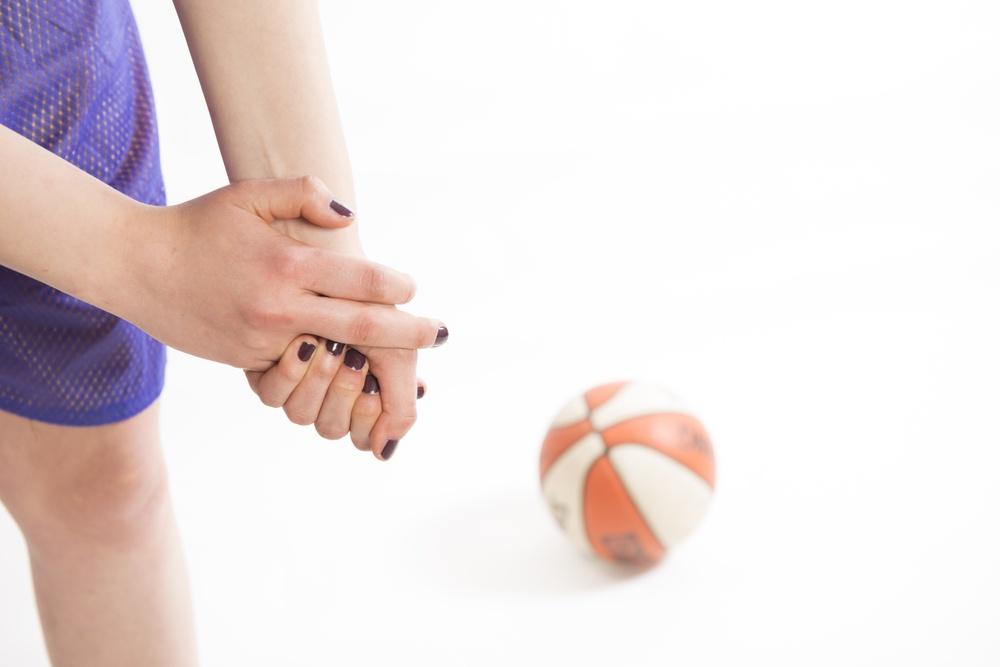 basketball finger injury
