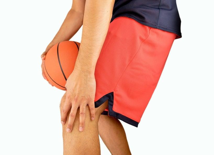 high school basketball knee injuries