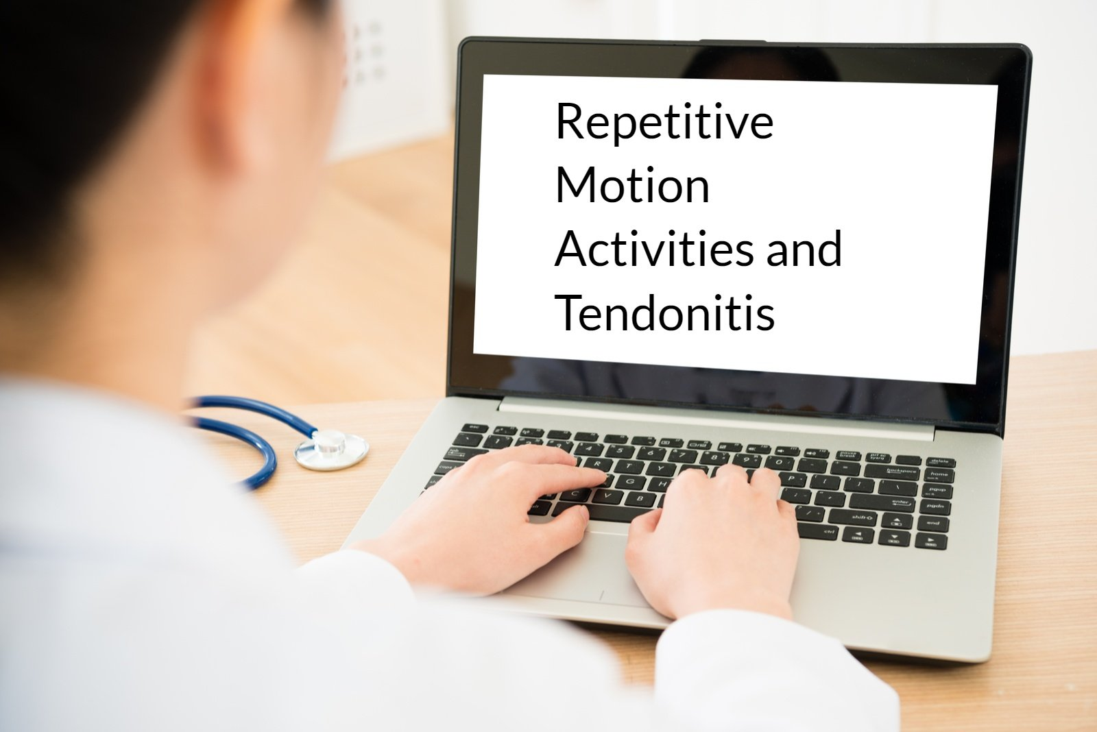 common repetitive motion activities and tendonitis