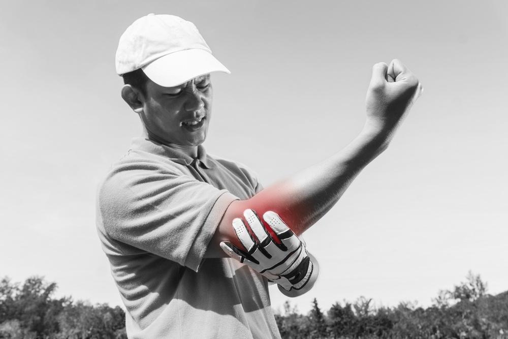 golfers elbow corpus christi texas coastal orthopedics rob williams