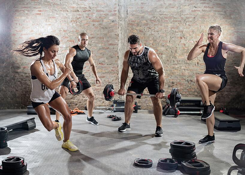 high intensity workouts consequences and injuries