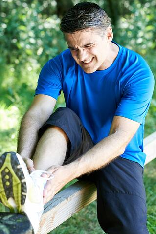 stress fractures in those over 40 years old