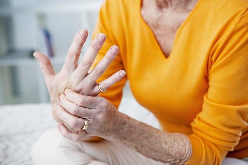 osteoarthritis-hand