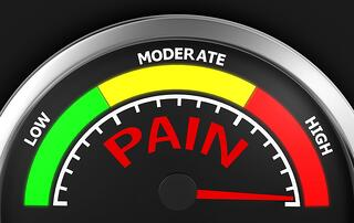 pain as an indicator of an emergency