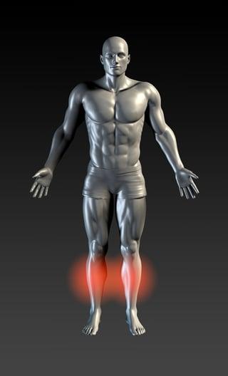 high school basketball shin splints
