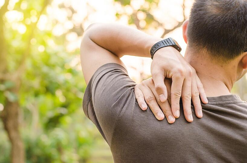 sports injuries shoulder