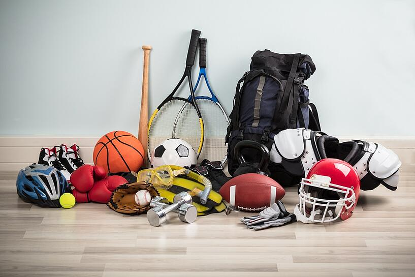 upgrade your sports gear to prevent injuries
