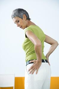 Arthritis is a common source of hip pain.
