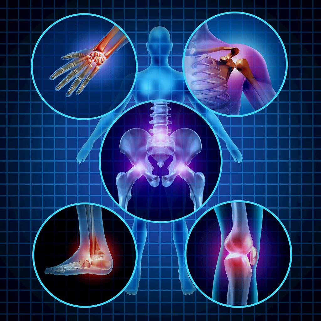 Sports medicine focuses on areas of injury most common to athletes.